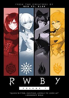 RWBY (DVD)